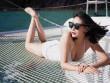 Hoa hậu Hà Kiều Anh bốc lửa với bikini nhờ điều này