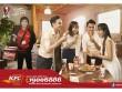 Kỉ niệm 20 năm vàng, KFC gởi ngàn tri ân đến khách hàng