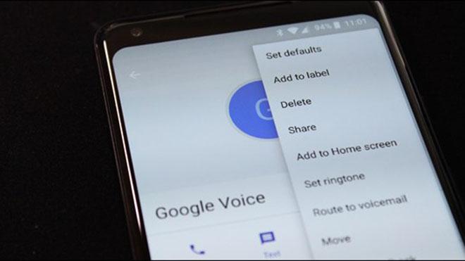Cách chia sẻ danh bạ qua tin nhắn SMS trên Android - 1