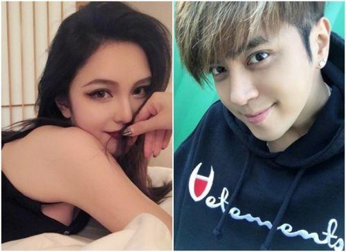 """""""Lương Sơn Bá"""" ghen tuông vì bạn gái đăng ảnh khoe vòng 1 - 3"""