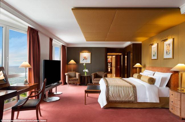 Có gì bên trong phòng khách sạn đắt nhất thế giới? - 2