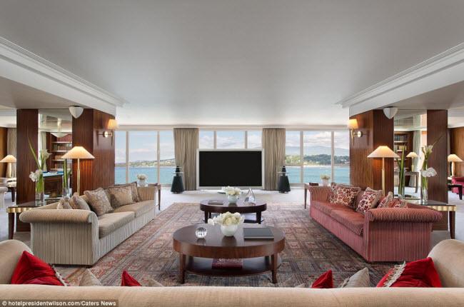Có gì bên trong phòng khách sạn đắt nhất thế giới? - 3