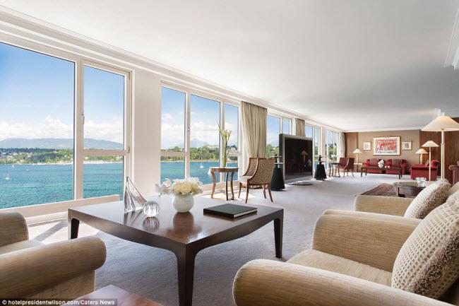 Có gì bên trong phòng khách sạn đắt nhất thế giới? - 4