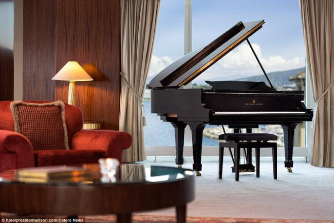 Có gì bên trong phòng khách sạn đắt nhất thế giới? - 10