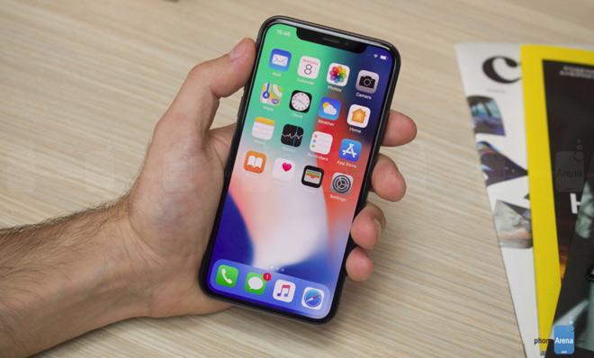 """Smartphone cao cấp của Huawei sẽ """"nhái"""" thiết kế của iPhone X - 1"""