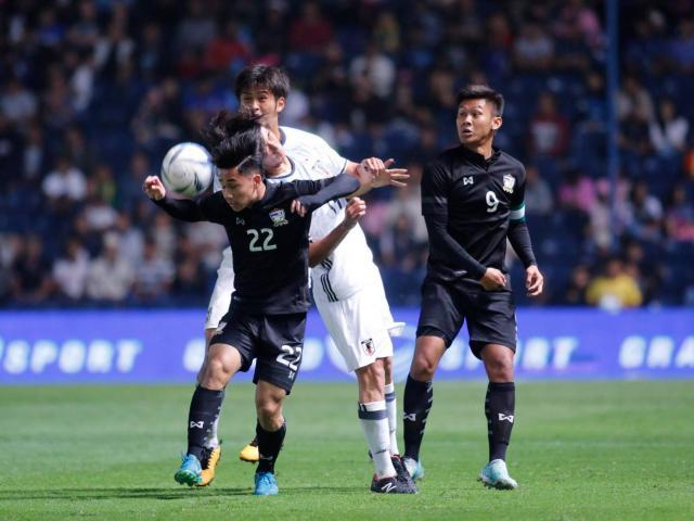 U23 Nhật Bản - U23 Triều Tiên: Trút cơn thịnh nộ, phá nát mành lưới - 2