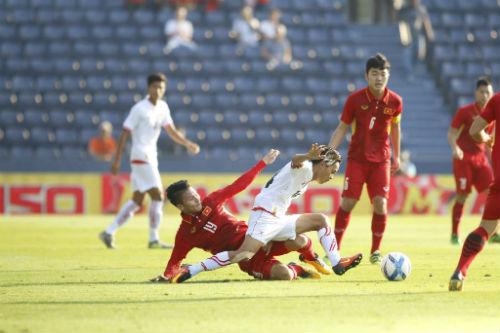 Chi tiết U23 Việt Nam - U23 Myanmar: Chiến thắng tưng bừng (KT) - 4