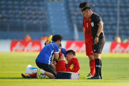 Chi tiết U23 Việt Nam - U23 Myanmar: Chiến thắng tưng bừng (KT) - 6
