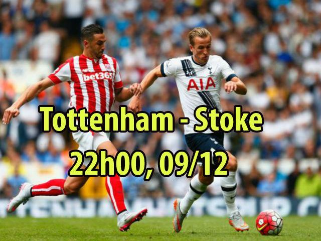 Chi tiết Tottenham - Stoke City: Bàn gỡ danh dự (KT) - 4