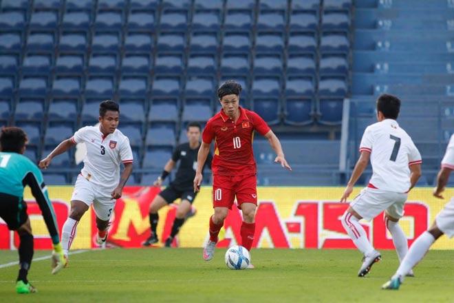 """Công Phượng rực rỡ 1 bàn 2 kiến tạo: """"Nhảy múa"""" cùng U23 Việt Nam - 1"""