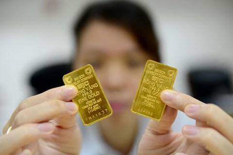 Hiệp hội vàng Việt Nam: Không ở đâu NHNN độc quyền sản xuất vàng miếng - 1