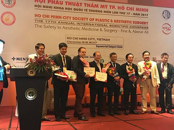 Hội thảo quốc tế về phẫu thuật thẩm mỹ - 3