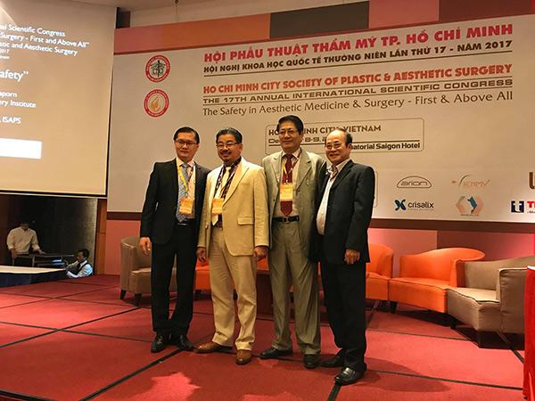 Hội thảo quốc tế về phẫu thuật thẩm mỹ - 6