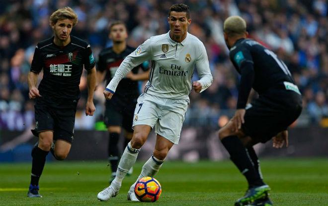 Real Madrid - Sevilla: Ronaldo mừng Bóng vàng, bay bổng với Real - 2