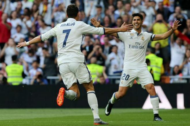 Real Madrid - Sevilla: Ronaldo mừng Bóng vàng, bay bổng với Real - 1