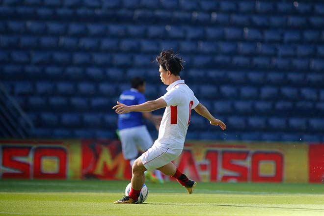Chi tiết U23 Việt Nam - U23 Myanmar: Chiến thắng tưng bừng (KT) - 13