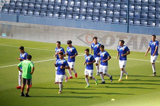 Chi tiết U23 Việt Nam - U23 Myanmar: Chiến thắng tưng bừng (KT) - 17
