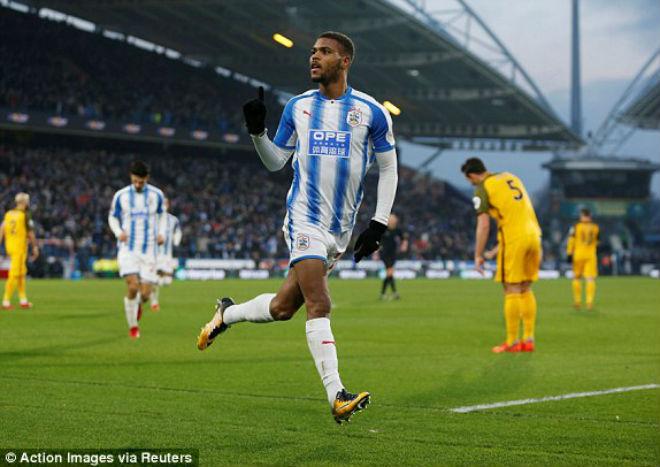 Huddersfield - Brighton: Hiệp 1 thăng hoa, ngất ngây cú đúp - 1