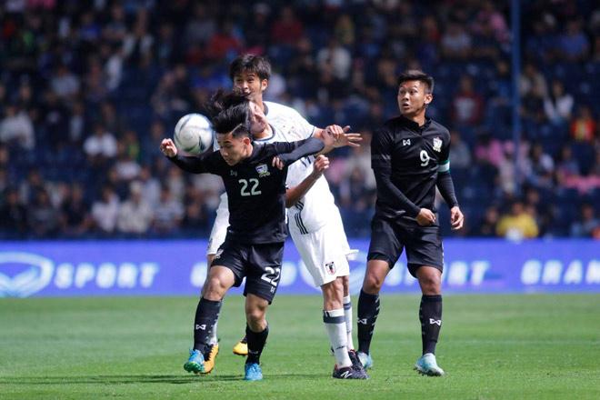 U23 Thái Lan - U23 Nhật Bản: Sai lầm và chiến thắng choáng váng - 1