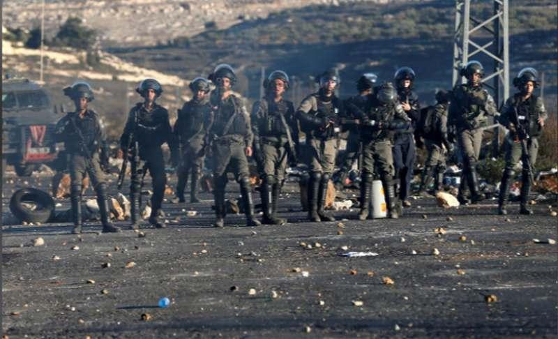 Vụ Jerusalem: Israel bắn đạn thật vào dân Palestine - 1