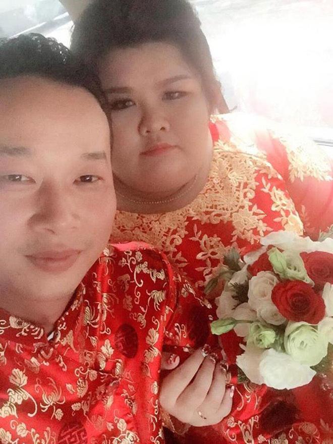 """Cô gái được bạn trai """"vỗ béo"""" lên 120kg rồi cưới gây bão dân mạng - 3"""