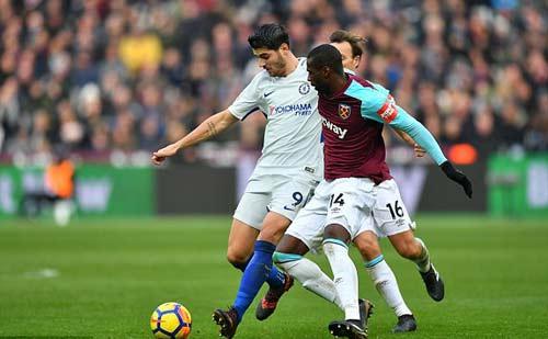 Chi tiết West Ham - Chelsea: Canh bạc tấn công bất thành (KT) - 9