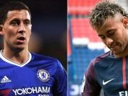 """Real chơi ngông: Săn Neymar - Hazard nửa tỷ euro và  """" người nhện """"  Chelsea"""