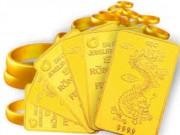 Giá vàng hôm nay 9/12: Vàng SJC giảm thêm 10 nghìn đồng/lượng