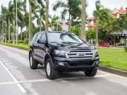 Ford Everest Ambiente sắp bán ở Việt Nam có gì hay?