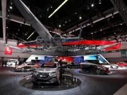Nissan mang cả thế giới Star Wars đến LA Auto Show