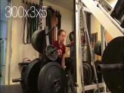 """Nữ sinh vô địch thiên hạ: 10 tuổi  """" thần sức mạnh """" , 16 tuổi nâng 312kg"""