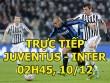 Chi tiết Juventus - Inter Milan: Nghẹt thở những phút cuối (KT)