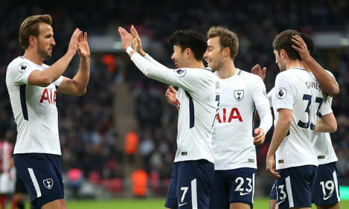 Chi tiết Tottenham - Stoke City: Bàn gỡ danh dự (KT) - 3