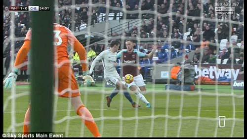 Chi tiết West Ham - Chelsea: Canh bạc tấn công bất thành (KT) - 7