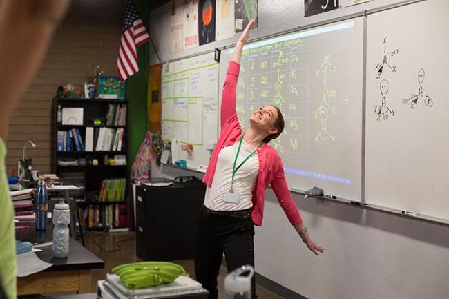 Phương pháp giáo dục có 1 không 2 của trường trung học tốt nhất nước Mỹ - 4