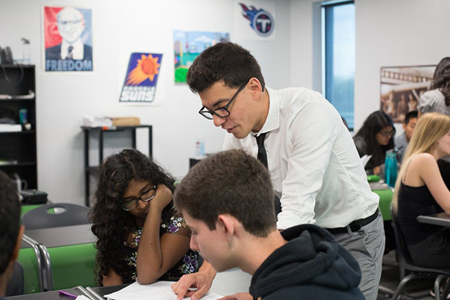 Phương pháp giáo dục có 1 không 2 của trường trung học tốt nhất nước Mỹ - 9