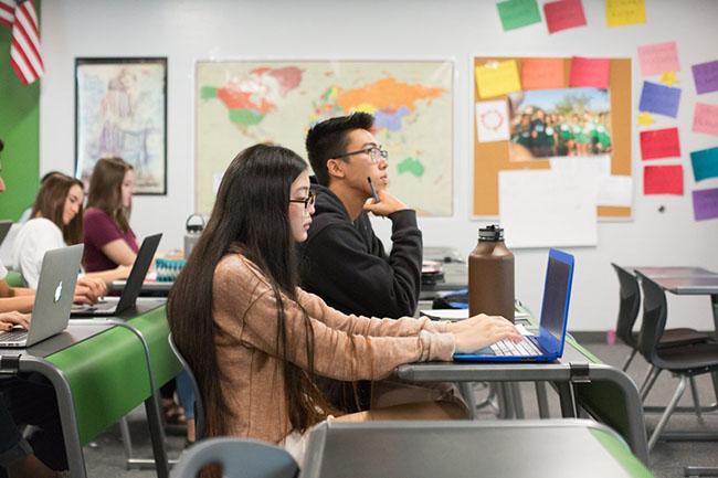 Phương pháp giáo dục có 1 không 2 của trường trung học tốt nhất nước Mỹ - 13