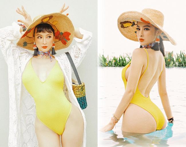 Loạt trang phục tôn hình thể của Angela Phương Trinh - 4