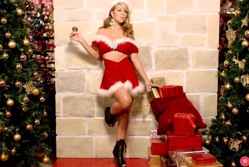 Quên ông già Noel đi, ngắm bà già Noel mới thích! - 6