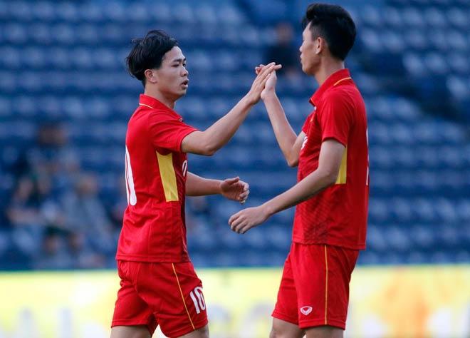 """Công Phượng nhảy múa ở """"Lâu đài sấm sét"""": U23 VN sẽ chơi tốt hơn - 2"""