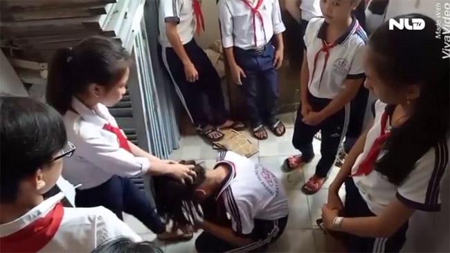 Hiệu trưởng trường 3 nữ sinh bị đánh dã man: Chúng tôi rất đau lòng! - 2