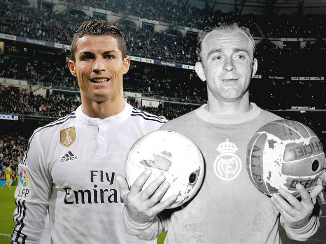 Nghịch lý: Ronaldo 5 Quả bóng Vàng vẫn không vĩ đại nhất Real - 3