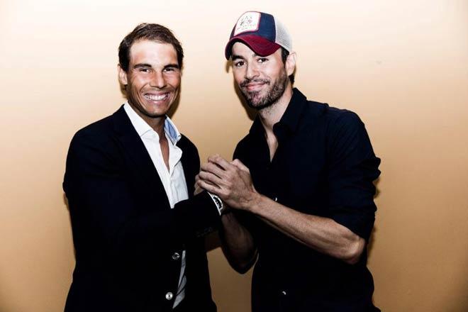 """Tin thể thao HOT 10/12: Nadal """"đánh cặp"""" Enrique Iglesias - 2"""
