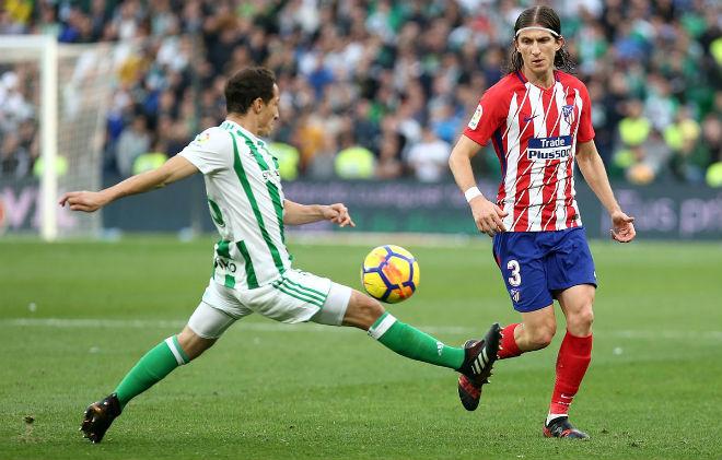 Betis - Atletico Madrid: Đòn phủ đầu hạng nặng - 1