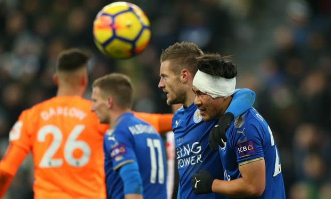 """Newcastle - Leicester City: """"Tội đồ"""" phút 86, lĩnh đòn chí mạng - 1"""