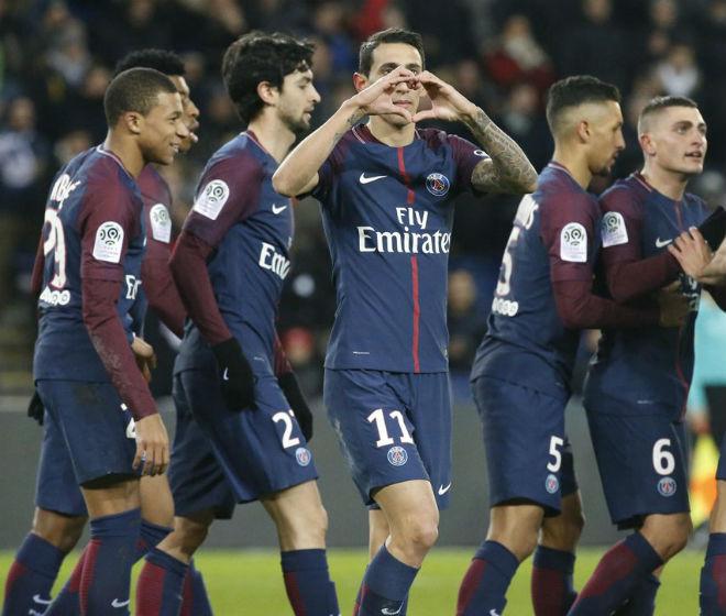 """PSG - Lille: """"Thiên thần"""" tung cánh, che mờ siêu sao - 1"""