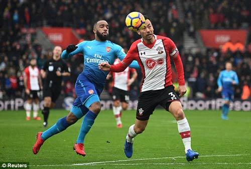 Chi tiết Southampton - Arsenal: Bàn thắng vỡ òa (KT) - 5