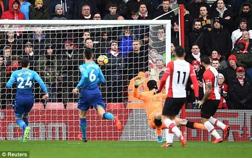 Chi tiết Southampton - Arsenal: Bàn thắng vỡ òa (KT) - 3