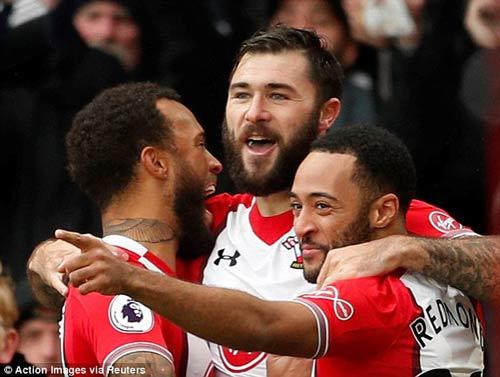 Chi tiết Southampton - Arsenal: Bàn thắng vỡ òa (KT) - 4