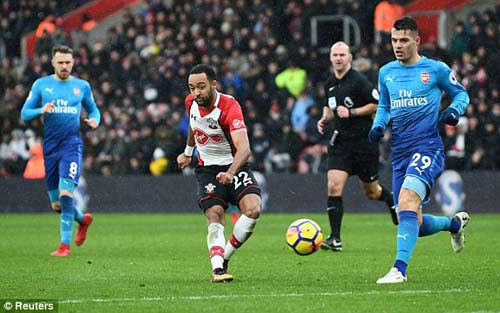 Chi tiết Southampton - Arsenal: Bàn thắng vỡ òa (KT) - 6